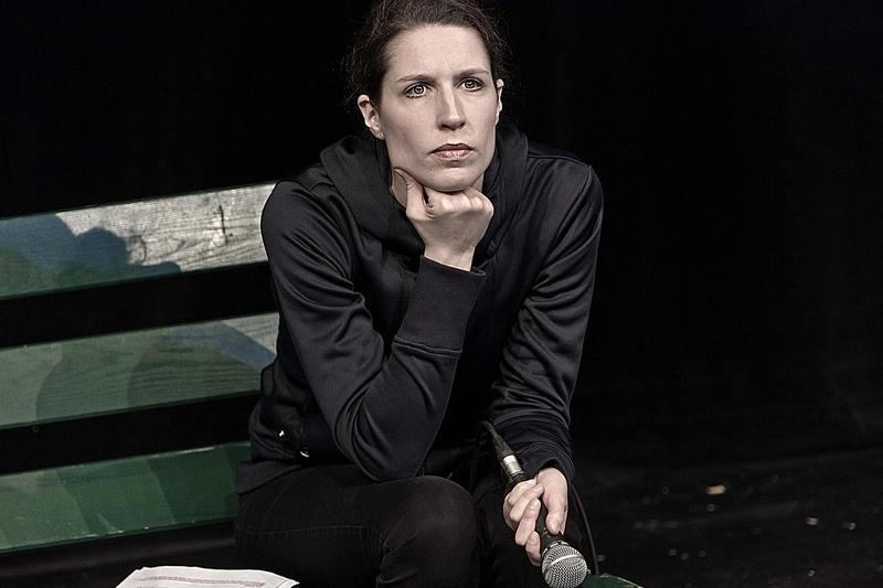 Christine Prayon - Schauspielerin / Kabarettistin