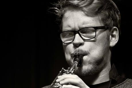 Stefan Karl Schmid, sax - Philipp Rüttgers Quratett