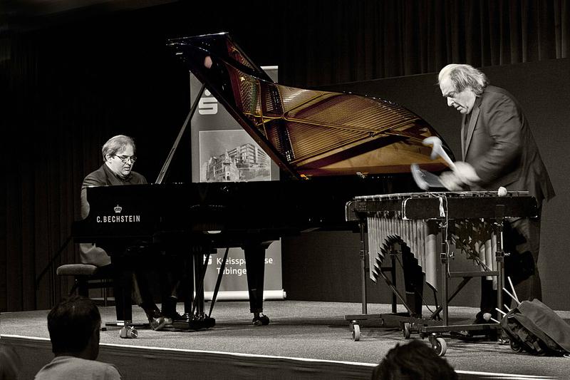 David Gazarov - p & Dizzy Krisch - vib