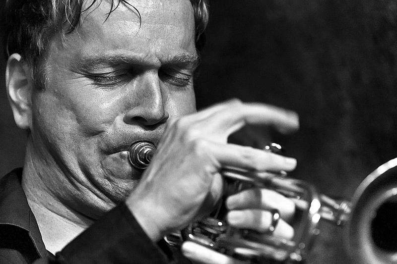 Frederik Förster, tp - Frederik Förster Quartett